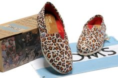 Cheetah Toms