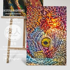 You can buy my artwork (image) 25$ with paypal, High resolution Image Original artist by Yujinaro™   Paypal : cheylash@yahoo.com   Digital Painting by  Yujin 友人   Whatsapp : 0852-1245-9171   Email : denarrock@gmail.com   Snapchat : yujinaro   Line : @ cheylash   Kik : gold1mask   Instagram.com/yujinaro