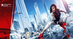 Mirror Edge Catalyst estrena impresionante video - http://games.tecnogaming.com/2015/08/mirror-edge-catalyst-estrena-impresionante-video/