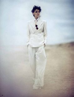 MELISSA STASIUK BY BOO GEORGE FOR VOGUE JAPAN JUNE 2012