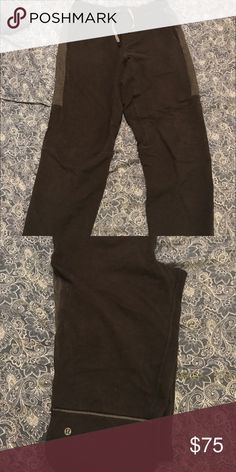 Luluemon City Sweat Jogger I have a size M lululemon City sweat jogger that I bought and cannot return because the size tag was ripped out. I wore them once and realized I should have gotten a smaller size. lululemon athletica Pants Sweatpants & Joggers