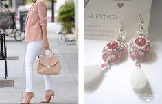 Idee di cotone: Quarzo rosa da indossare!