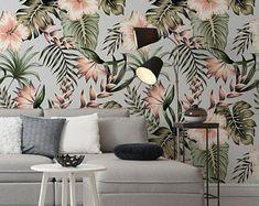 Jungle room decor | Etsy IL