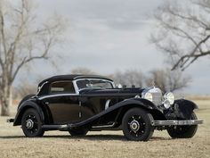 1935 Mercedes-Benz 500/540 K Cabriolet A  Maintenance/restoration of old/vintage vehicles: the material for new cogs/casters/gears/pads could be cast polyamide which I (Cast polyamide) can produce. My contact: tatjana.alic@windowslive.com