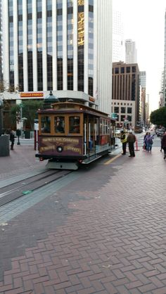 Hey!!! A cable car!