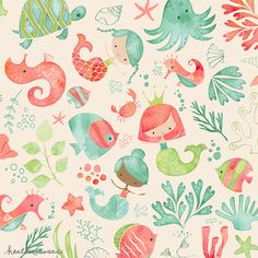 print & pattern: SURTEX 2016 - heather rosas