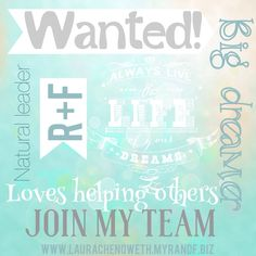 Rodan and fields! Join my team, work at home, make your own schedule, love your…