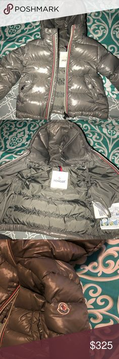 Moncler grey bubble winter jacket 9-12 months Moncler grey winter bubble jacket 9-12 months Moncler Jackets & Coats Puffers