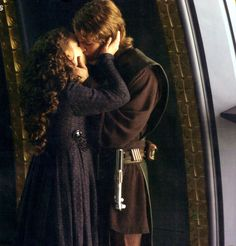 Hair from the back - Padme - Episode III