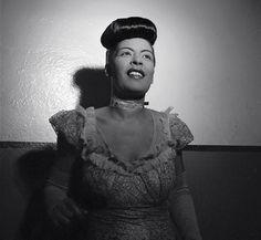 Billie Holiday — Foto: William Gottlieb