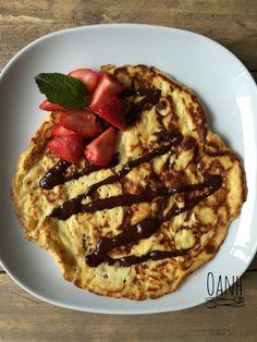 Pannenkoeken zijn altijd goed voor een lunch! Je kunt er zoveel mee.. Hartige pannenkoeken, zoete pannenkoeken of gewoon heerlijk naturel! ☺️ Vandaag heb ik gekozen voor een chocolade pannenkoek me…