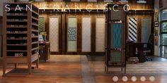 Fireclay San Francisco Showroom - Fireclay Tile is the leading ceramic tile company using recycled materials and sustainable manufacturing practices.