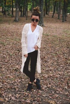 Adorable Boho Casual Outfits to Look Cool  (10)