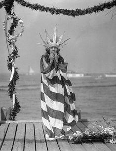 1921 Margaret Gorman - The 1st Miss America