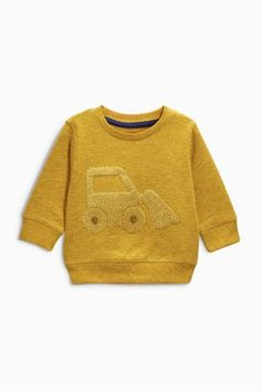 Buy Ochre Digger Crew Top (3mths-6yrs) online today at Next: United States of America