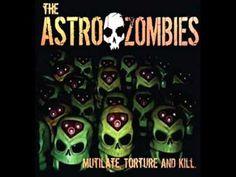Bertha Lou - The Astro Zombies Astro Zombies, Halloween Songs