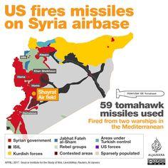 Saudi Arabia, Iran, others react to US strike in Syria   Syria News   Al Jazeera