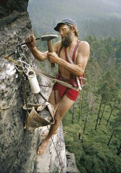www.boulderingonline.pl Rock climbing and bouldering pictures and news OldSchoolCool: Histo