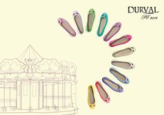 #durval #shoes #ballerine #ballerinas #flat #youmusthaveit #madeinitaly #florence #firenze #iloveshoes #iloveshoppig #leather #fashion #moda #fashionblogger #suede #cute #feet #crown #colours #yellow #giallo #blue #rosa #pink #lilla #purple #red #rosso#green #verde