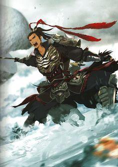 Musou Stars Plachta Millennia Laegrinna Lu Bu Warriors All Stars cr1tikiss.tumblr.com