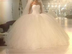 Cheap costumes army, Buy Quality costume horns directly from China costumes fruit Suppliers: Tulle Bridal Ball Gowns Vestidos Dresses Crystals Beads Red White Ivory Real Photos Formal Gowns Corset Wedding Dress Sweetheart Wedding Dress, Princess Wedding Dresses, Bridal Wedding Dresses, Dream Wedding Dresses, Sequin Wedding, Bling Wedding, Wedding Bride, Ball Dresses, Ball Gowns