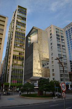 Angelo Buci - BRAZIL   São Paulo   Av. Paulista   Novo Museu  the Buci building can be seen only inside the link