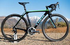 First Look: Trek Domane SLR  http://www.bicycling.com/bikes-gear/news/first-look-trek-domane-slr
