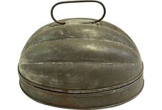 Victorian Steamed Pudding Mold - met a lady today to bought one of these and uses it every Christmas to make a Christmas pudding.  Fascinating!