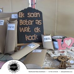 Have you considered bringing your home craft ideas to the Rooiheuwel Market? This Saturday we are getting together again to enjoy a day of homemade products and traditional farm style selling. Don't miss out, bring the family to this fortnightly event. Together Again, Homemade Products, Home Crafts, Craft Ideas, Traditional, Marketing, Day, Style, Swag