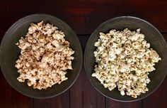 Popcorn is one of the quickest snacks to prepare, that's why it's great for the busy holiday season or for watching the big game on Turkey Day. There's no special equipment needed for our recipe. Just 10 minutes and your…Read more ›