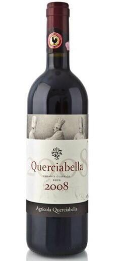Top wine. Querciabella, Chianti Classico DOCG, Tuscany, Italy