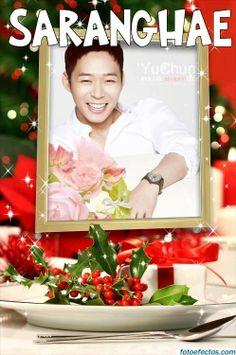 Saranghae Micky Yoochun ❤️ JYJ Hearts