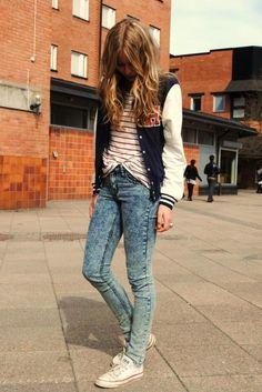 jeans, all star, listras