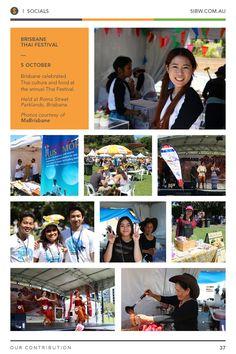 Brisbane Thai Festival 2014. SIBW Issue#2.