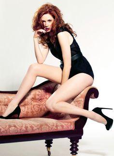 Karen Gillan is extremely hot ❤️