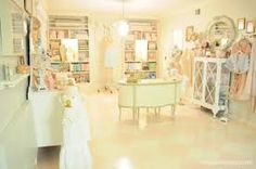 Image result for feminine sewing rooms