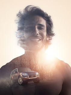 Mitsubishi - Drive Your World on Behance