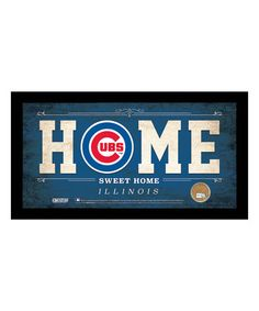 Burlap Garden Flag Chicago Cubs Garden by SmallTownHatsandMore