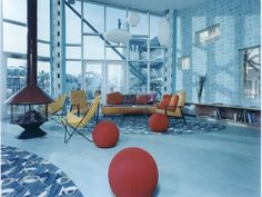 Lobby of the Starlux Hotel #Wildwoods #Motel #hotels #doowopstyle #history  #travel, #leisure, #trips, #vacations