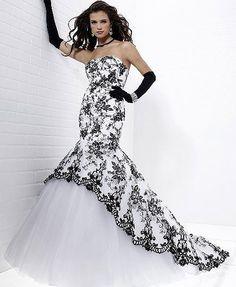maturitní,svatební šaty Tiffany 2
