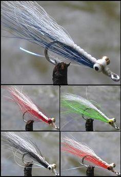 Hecht, Raubfische & Salzwasser Streamers Gilchrist Fliegen Fliegenfischen - Gilchrist Fliegen - Ihr Onlineshop fuer`s Fliegenfischen