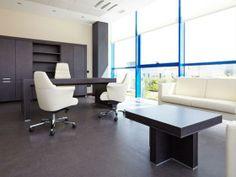 Proyecto de decoración de las nuevas instalaciones de GAZC con la instalación de mobiliario de oficina de máxima calidad