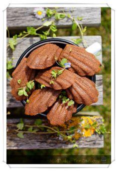 Madeleines de Capuccino y Cacao - Sorteo 3 Cajas Degustabox