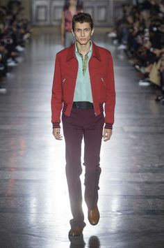 Male Fashion Trends: Givenchy Spring-Summer 2018 | Paris Fashion Week