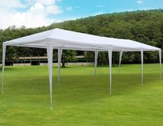 AmazonSmile : $90.99 Yaheetech 10'x30' Party Wedding Outdoor Patio Tent Canopy Heavy duty Gazebo Pavilion Event : Patio, Lawn & Garden