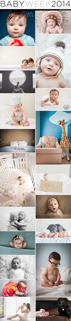 Congratulations to our Baby Week 2014 Image Contest winners! | Design Aglow