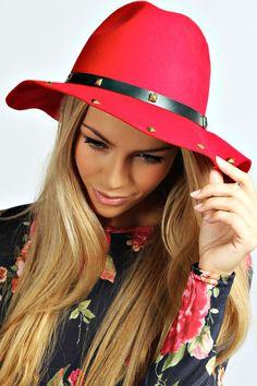 fedora hat for women