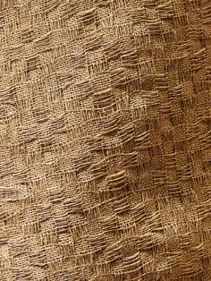 Linen singles by plainweave, via Flickr  false double weave 6 shaft? check weaving drafts