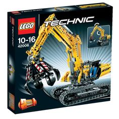 Lego Technic 42006 - Raupenbagger Lego http://www.amazon.de/dp/B0094J1LXI/ref=cm_sw_r_pi_dp_oBgGub02AH25Z