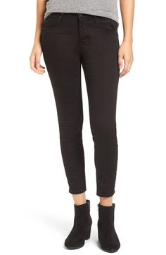 Vigoss 'Tomboy' Crop Skinny Jeans available at #Nordstrom